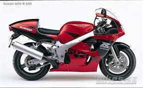suzuki gsx r 600 2000 názory motorkářů technické parametry