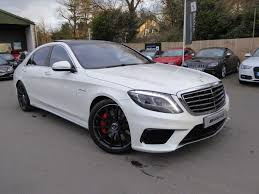 mercedes s63 amg l mct exec for sale at george kingsley vehicle
