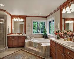 corner tub bathroom ideas bathrooms with designs breathtaking corner tub ideas