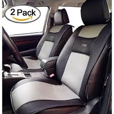 breathable 2 pcs universal car seat cushion covers by big ant for