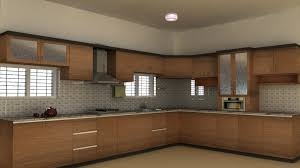 Indian Semi Open Kitchen Designs Kitchen Design Kerala Houses Decor Et Moi