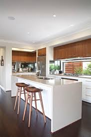 73 best kitchens we love images on pinterest home design clarendon homes paddington city 30 timber stools in this contemporary kitchen adds a sense