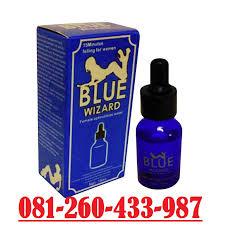 jual blue wizard cair di medan 081260433987 siap antar