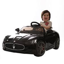 kid car 6v maserati car in black kids electric toy car kids battery ride