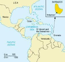 map usa barbados er2