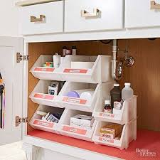 bathroom organizer ideas bathroom sink organization why didn t i think of this