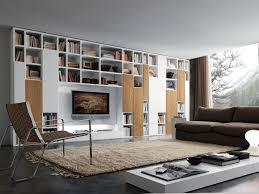 Living Room Design Library Interior Living Room Bookcases Design Modern Living Room