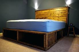Farmhouse Bed Frame Plans Farmhouse Bed Canalcafe Co