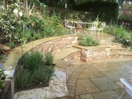 Split Level Garden Ideas Garden Patio Split Level Chsbahrain