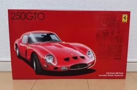 ferrari transformer transformer fujimi 124 ferrari 250 gto plastic model kit japan toy
