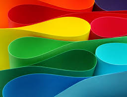 Color Paper Waves Jigsaw Puzzle In Puzzle Of The Day Puzzles On Color Paper
