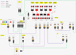 pictures of wiring diagram for home entertainment system wiring