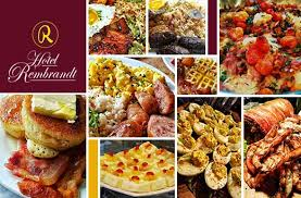 Eat All You Can Buffet 46 off hotel rembrandt eat all you can buffet promo