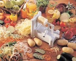 cuisine paderno amazon com paderno cuisine a4982799 tri blade plastic spiral
