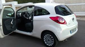 2010 ford ka 1 3 tdci titanium 3dr lhd for sale in spain youtube