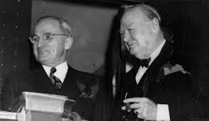 Iron Curtain Speech Winston Churchill
