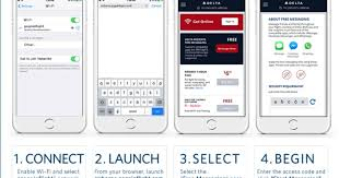 T Mobile Inflight Wifi The Latest Free Perk On U S Airlines Mobile Messaging