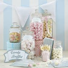 Vintage Candy Buffet Ideas by Make Your Own Candy Bar Kit By Ginger Ray Notonthehighstreet Com
