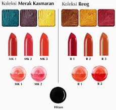 Lipstik Sariayu Merak Kasmaran gleaming diamante sariayu and the lipsticks that i fall in with