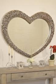 20 best ideas heart shaped mirror for wall mirror ideas