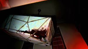 p t interactive teaser hanging swinging bloody refrigerator