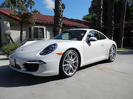 used porsche 911 california 2012 porsche 911 s coupe w 23000 white w pdk