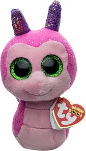 ty beanie boos gabby the 6 beanie boos scooter the pink snail 6 u201d plush scooter the snail