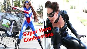 funny halloween costumes parody superhero confessions youtube