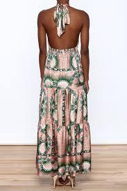 nicole miller floral silk dress from brooklyn by néda u2014 shoptiques