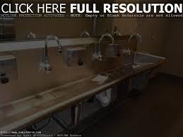 trough sinks for bathrooms best bathroom design