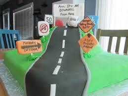 50th birthday cake u2013 erica u0027s edibles