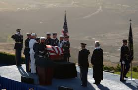 Interment Flag File Us Navy 040611 N 6811l 106 Ceremonial Honor Guardsmen Depart