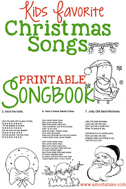 songs for free printable songbook coloring