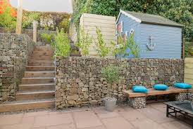 Small Sloped Garden Design Ideas Pretty Sloping Garden Design Ideas Contemporary Garden And