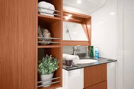 Atlas Mediterranean Kitchen - yacht charter preveza bavaria 51cruiser best price