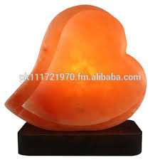 himalayan salt l amazon double heart shape salt l himalayan natural crystal hand carved