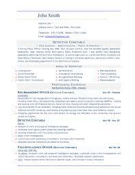 Fresher Resume Format Free Resume Templates It Template Word Fresher Regarding 81