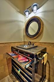 cave bathroom ideas toolbox handbasin bloke zone cave ideas toolbox