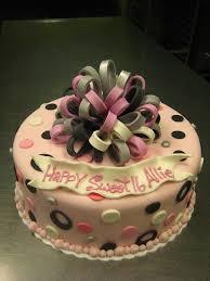 18 best birthday cakes images on pinterest sweet 16 cakes