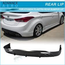 2013 hyundai elantra coupe accessories for 11 13 hyundai elantra avante md 4d oe style pp lower rear