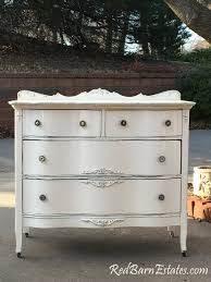 White Shabby Chic Chair by White Dresser Antique Dresser Painted The Shabby Chic