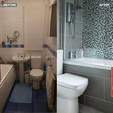 Before And After Bathrooms Before And After Check Out How This Small Bathroom Was Transformed