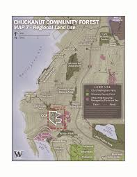 Forest Park Map Maps Chuckanut Community Forest Park District