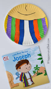 joseph and the coat of many colors craft a cheap and easy craft