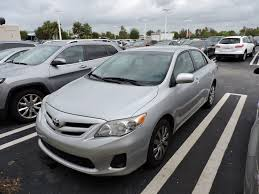 toyota stock symbol 2012 used toyota corolla 4dr sdn at at royal palm toyota serving