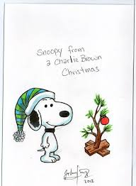 snoopy cards snoopy christmas card by johnnyism on deviantart