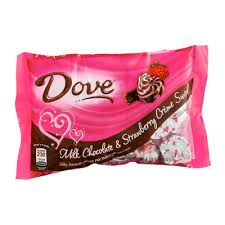 dove chocolate hearts dove chocolate milk chocolate strawberry creme swirl heart