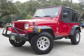 2003 jeep wrangler transmission 2003 wrangler x 12 995 legendary 4 0l 6