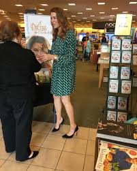 Barnes And Noble Book Signings Nyc Jenirwinauthor Jennifer Irwin Yesterday At My Barnes U0026 Noble