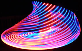helix led hoop smart hoop 4 0 by colorado hula hoops 300 different modes led